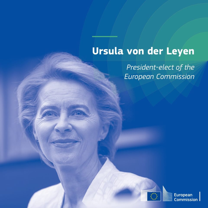 New President of European Commission