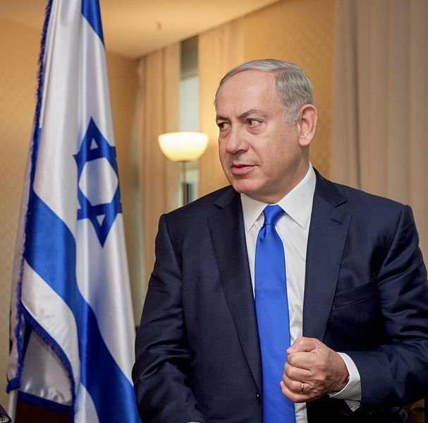 "NETANYAHU'S PLAN FOR  ANNEXATION OF PARTS OF THE WEST BANK IS ""AGGRESSIVE AND ILLEGAL"""