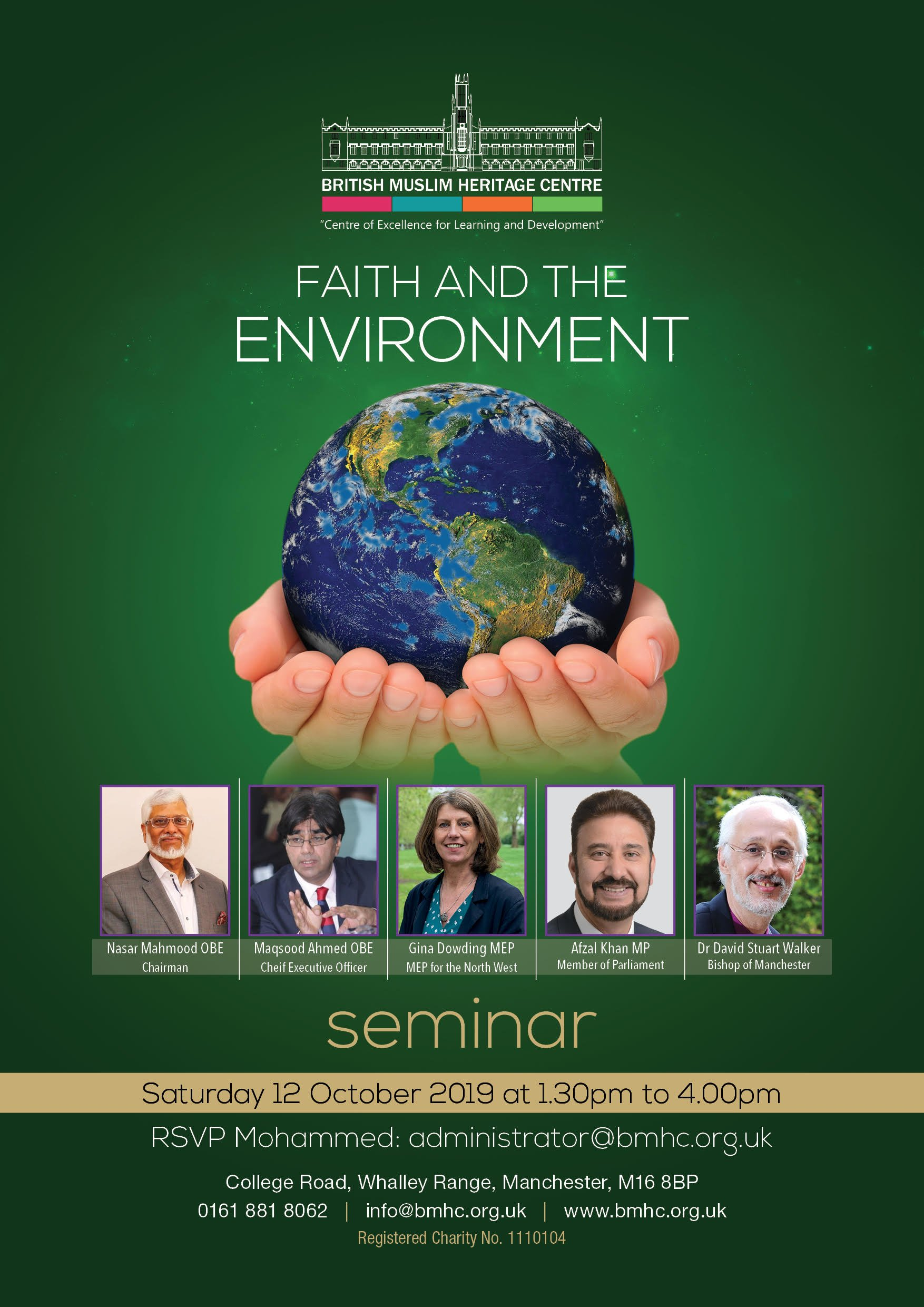 Faith and the Environment