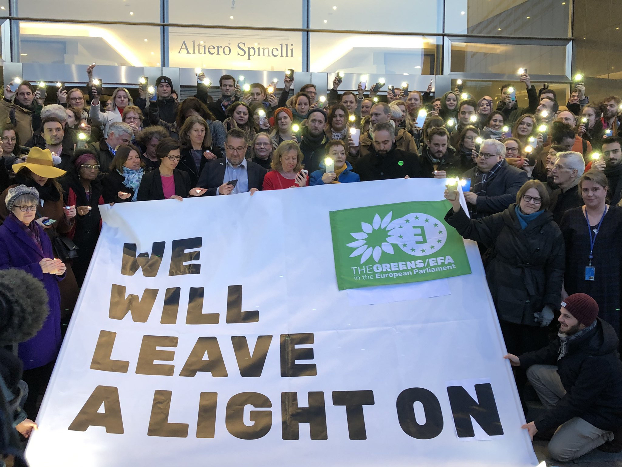 Final Farewell in My Role as Your Green MEP