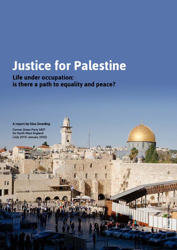 Justice for Palestine, Life Under Occupation: is there a path to equality and peace?